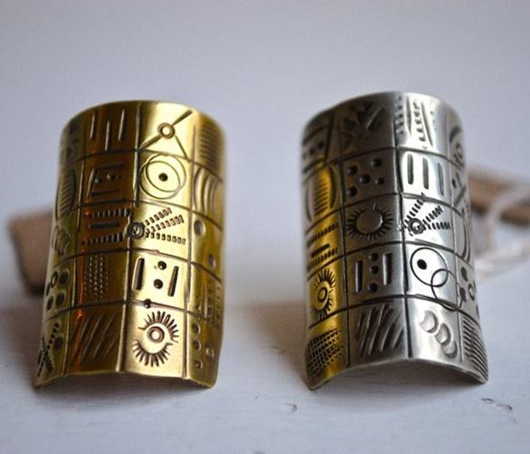 Cool rings.