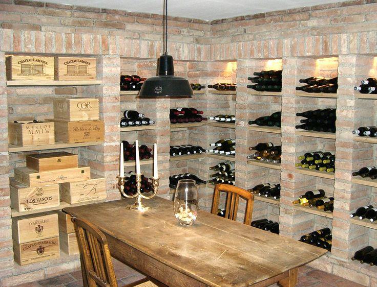 Weinkeller selber bauen  63 besten Weinkeller Bilder auf Pinterest | Weinkeller ...