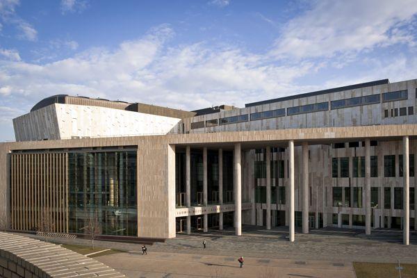 Művészetek Palotája - Budapest koncert termek - Koncert terem Budapesten
