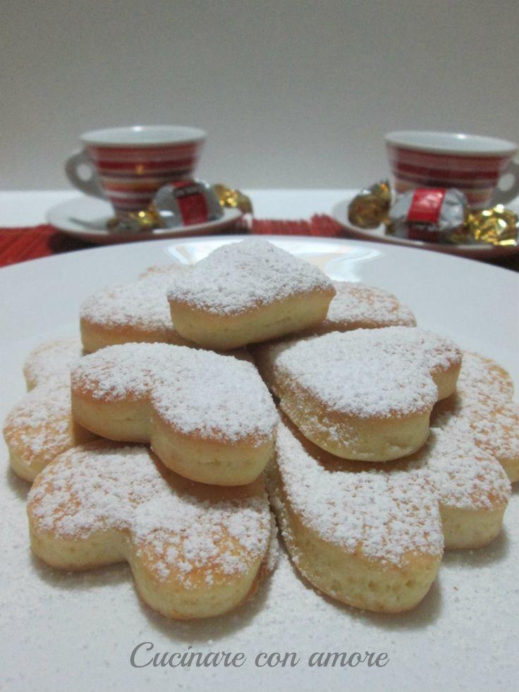 Biscotti soffici alla ricotta