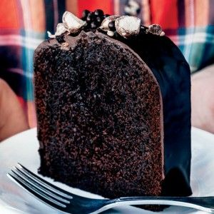 You Never Knew What Real Chocolate Cake Was Until Now