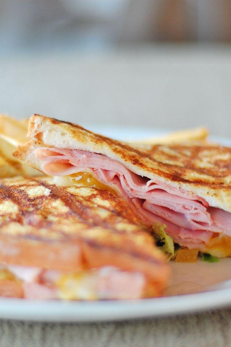 Weight Watchers Monte Cristo Sandwiches Recipe (8 Points)