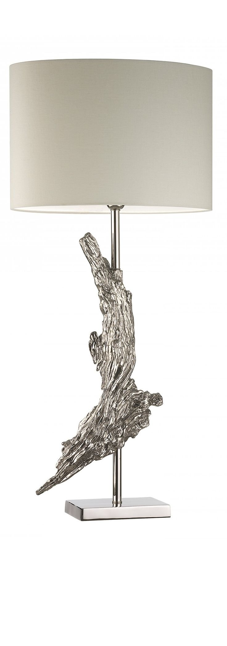 21 best silver lamp images on pinterest silver lamp for Table induction 71 x 52
