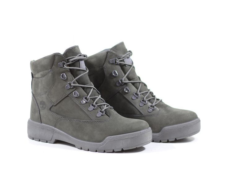 Timberland Field Boot 6 IN LTHR - Grey