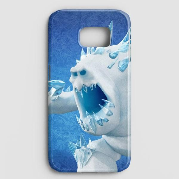 Marshmallow Frozen Disney Wallpaper Samsung Galaxy S7 Edge Case