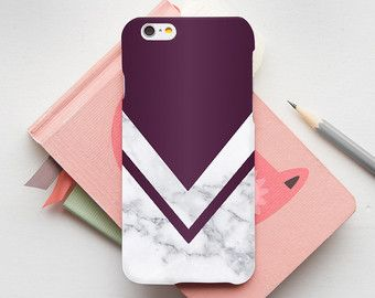 Marble Phone Case For iPhone 7 Case iPhone 7 Plus von CRCases