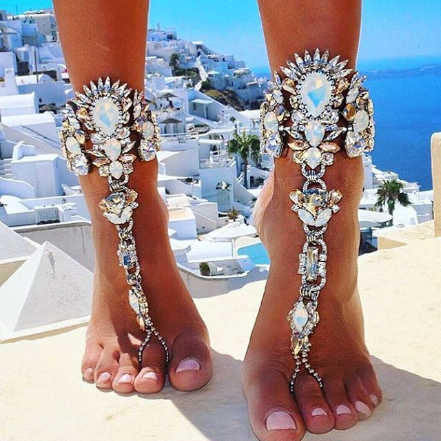 Love these Barefoot Sandals ❤