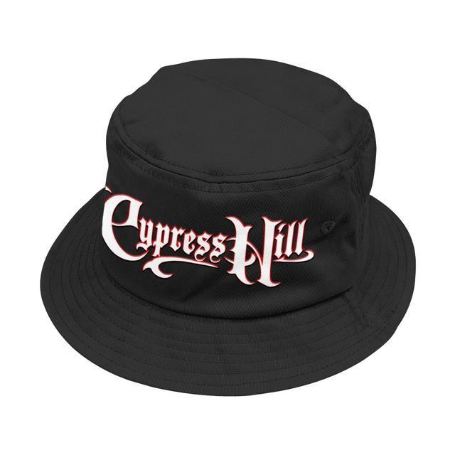 "Check out Cypress Hill ""Script Logo"" Black Bucket hat on @Merchbar."