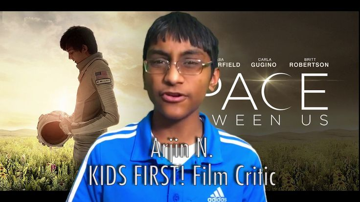 Film Review: The Space Between Us by KIDS FIRST! Film Critic Arjun N. #KIDSFIRST! #TheSpaceBetweenUs