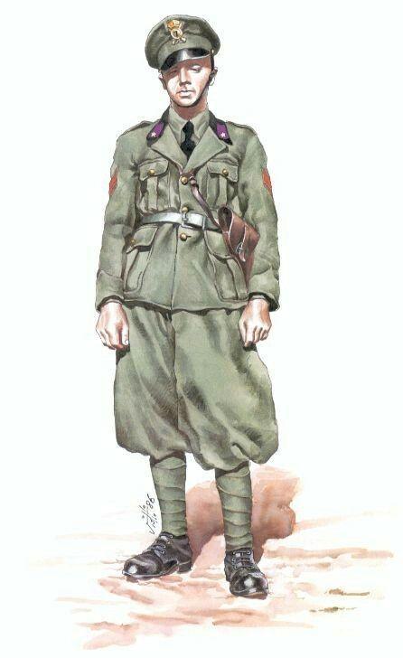 """Italian Army - Caporale 7° Reggimento fanteria divisione """"Cuneo"""", pin by Paolo Marzioli"""