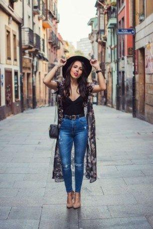 Popular Teenage Fashion College Looks Amazing 38