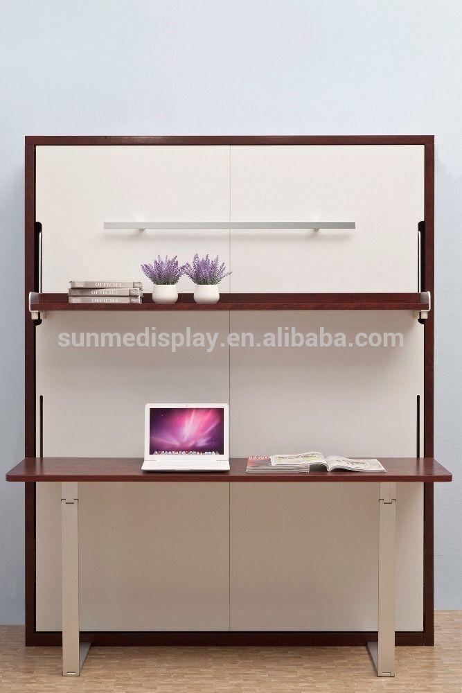 M s de 25 ideas incre bles sobre escritorio plegable en - Muebles con cama plegable ...