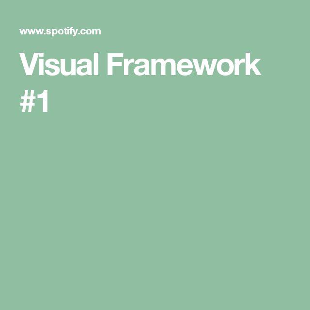 Visual Framework #1