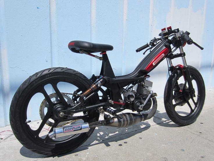 Rockstar Moby | Tomahawk Mopeds