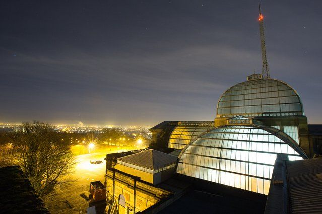 Alexandra Palace | London From The Rooftops #piclectica