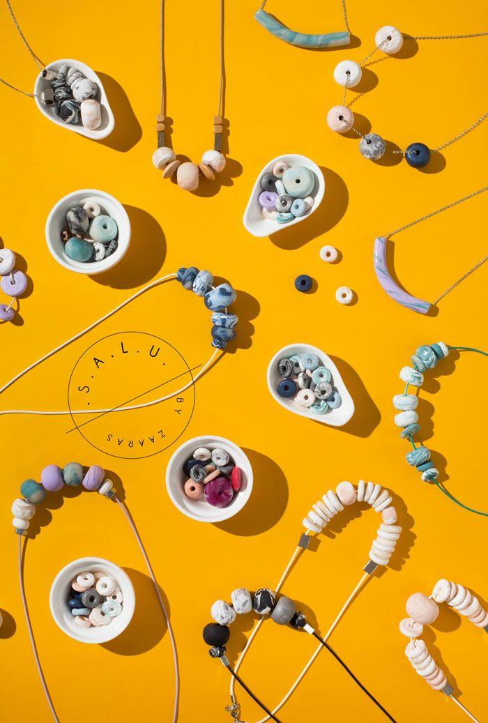 Bloesem Living   S.A.L.U. jewelry by Zaaras
