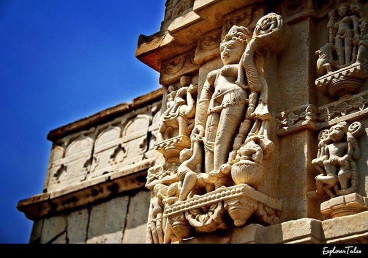 #art #sculpture #explorertales #incredibleindia  Shiromani Temple, Amer, #Jaipur, India.