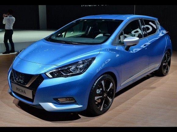 Párizsi Autószalon 2016 Nissan Micra (gen.5)