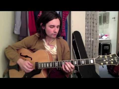Zane Carney Jazz Session #2 - In A Mellow Tone