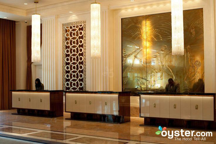 Lobby at the Trump International Hotel & Tower Las Vegas