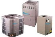 Klimaire 50,000 Btu, Gas furnace 80% AFUE & 2.5 Ton Air Conditioner 13 SEER & Cased coil