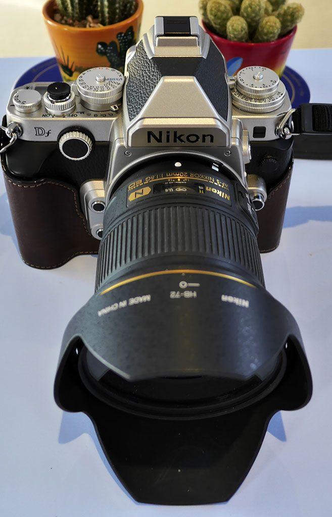 Nikon Df And 20mm F 1 8 G Lens The Dslr Advantages Soundimageplus Nikon Df Nikon Lenses Camera Nikon