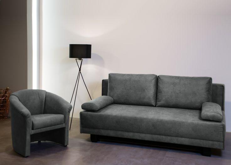 17 best ideas about schlafsofa grau on pinterest | design, Wohnzimmer dekoo