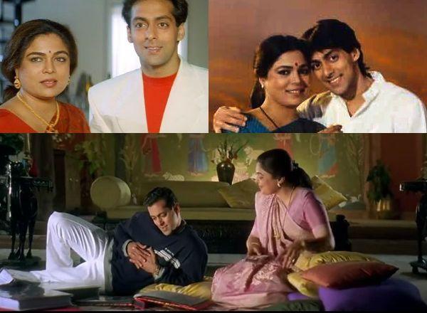 Maine Pyar Kiya, Hum Saath Saath Hain, Hum Aapke Hain Koun! – Salman Khan and Reema Lagoo's special bond in films that spelt hits
