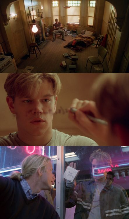 making of good will hunting