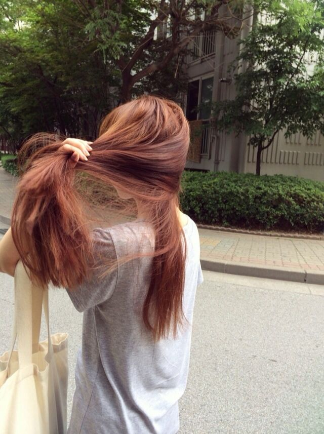 25  best ideas about Korean hair color on Pinterest  Korean hair, Asian brown hair and Hair