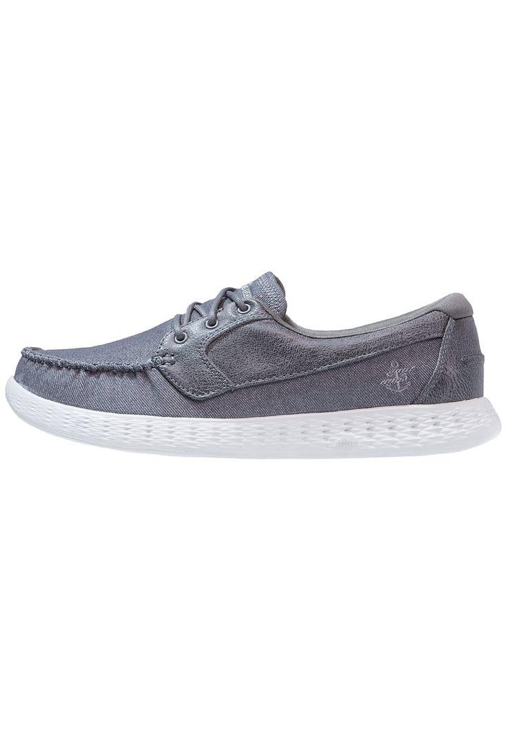 Chaussures de sport Skechers Performance ON-THE-GO GLIDE - Chaussures de course - grau gris: 45,45 € chez Zalando (au 22/07/17). Livraison et retours gratuits et service client gratuit au 0800 797 34.