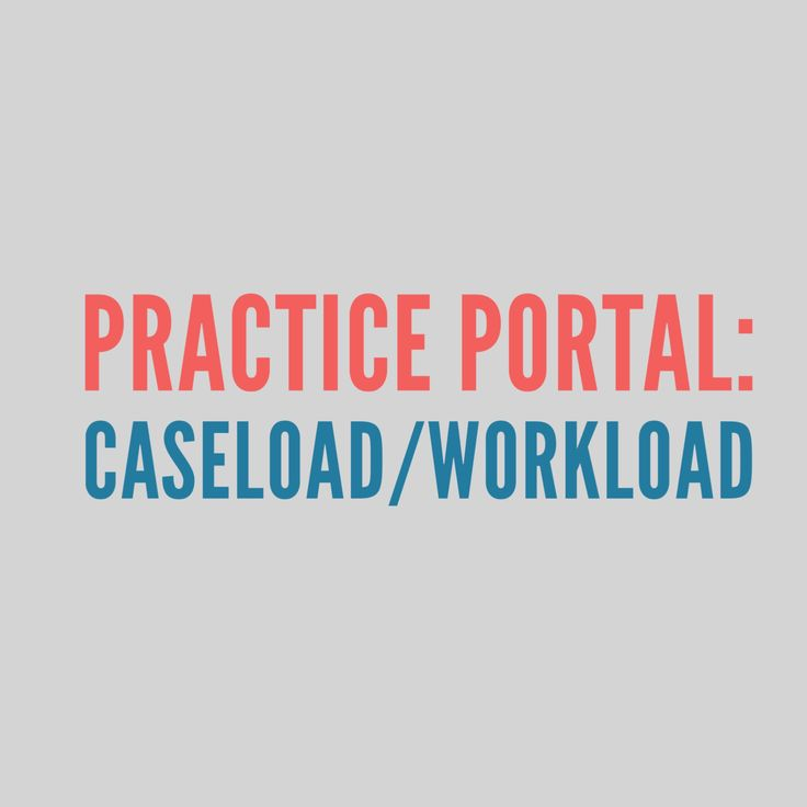 Caseload and Workload: Curated and peer reviewed content on professional issues. #audiology #SLP