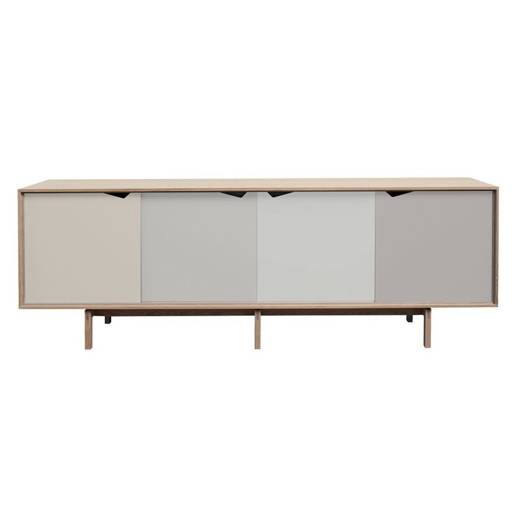 25+ ide terbaik Sideboard eiche di Pinterest Kommode sideboard - wohnzimmer beige silber