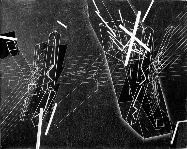 Gallery of SFMoMA: Lebbeus Woods, Architect - 3