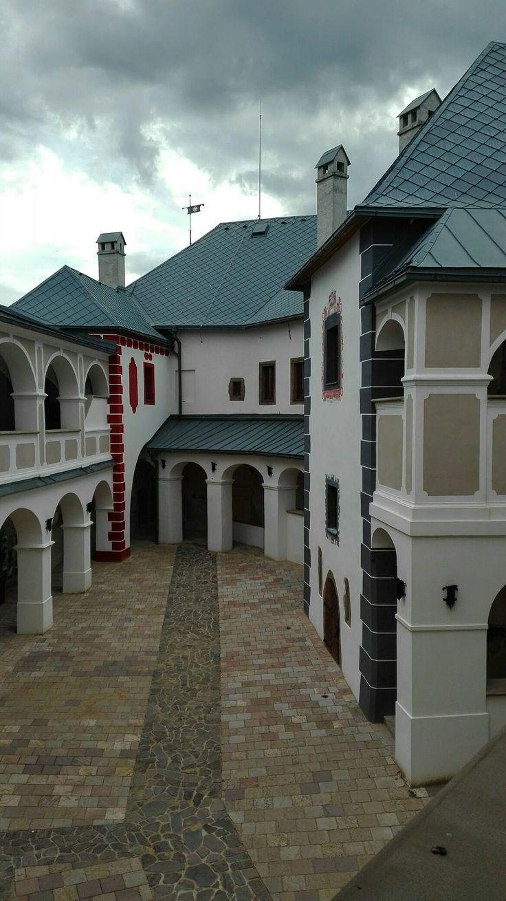 Slovenská Ľupča, hrad