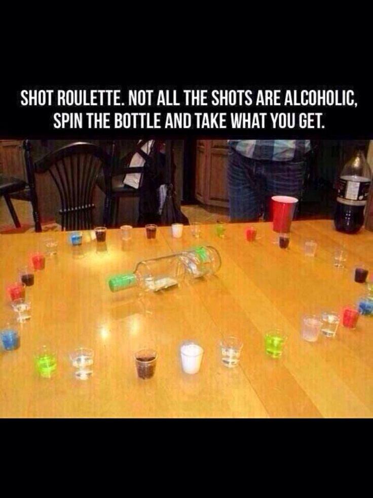 Drinking game.