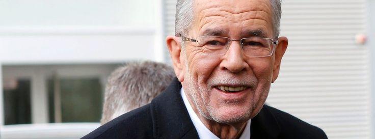 Stichwahl in Österreich: Van der Bellenwird neuer Bundespräsident