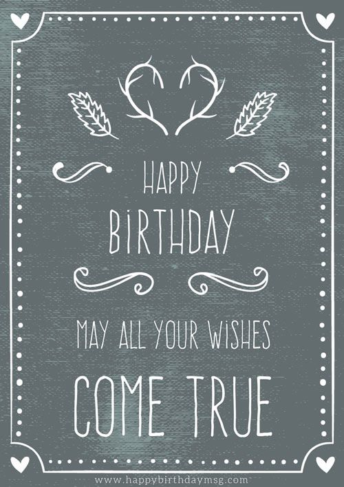 Birthday Wishes for Male Friends   Birthday wishes for men ... Happy Birthday Wishes For Men Images