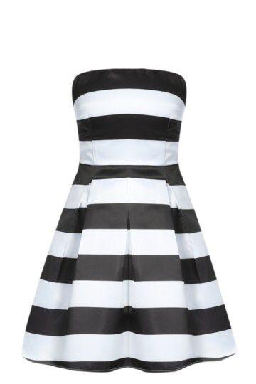 Stripe Print Prom Dress from Mr Price R169,99