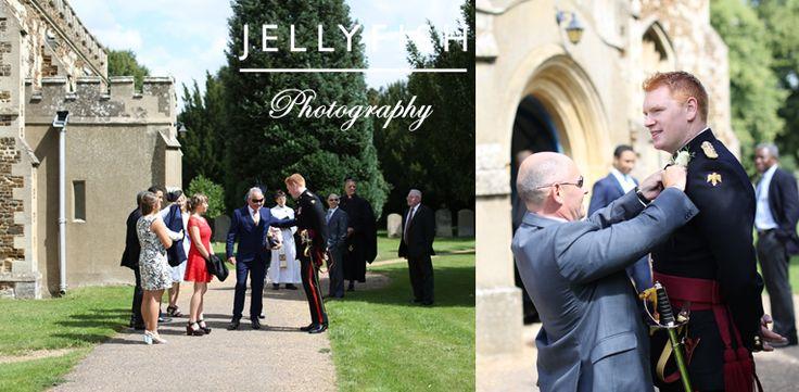 JELLYFISH PHOTOGRAPHY WEDDING ST MARY'S CHURCH HENLOW