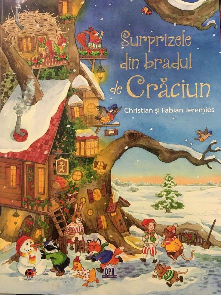 Luna aceasta nu am scris niciun articol cu idei de cadouri de Crăciun pentru copii, daaaar, pentru că Books are always a good idea, am făcut o selecție de cărți pentru copii potrivite acestei perioadei – cu Moș Crăciun, bulgări de zăpadă, reni, colinde, globulețe și tot ce-i specific acestei perioade. Sper să vă fie…