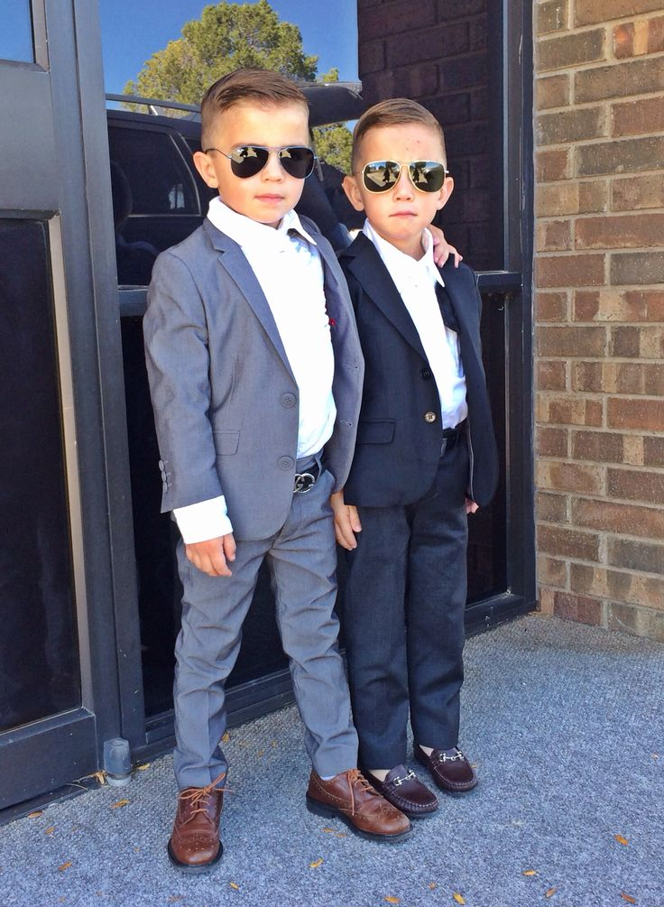 Best Baby Boy Wedding Attire Gallery - Styles & Ideas 2018 ...