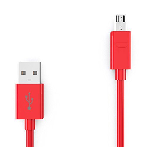 Introducing SANOXY 3 Feet Micro USB Charging Cable for Samsung Galaxy S Ii2 Skyrocket Hd Galaxy S Aviator Galaxy S Blaze 4g Rugby Smart Galaxy Nexus Captivate Glide Focus S Samsung Galaxy S3 Samsung Galaxy S4 3 Feet RED. Great product and follow us for more updates!