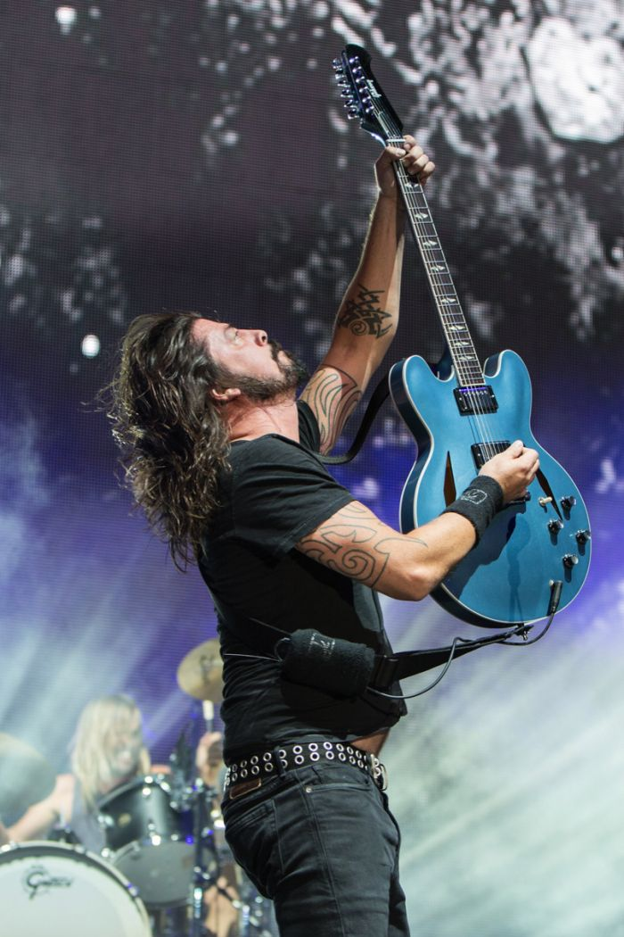 Foo Fighters will headline Glastonbury 2015
