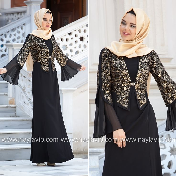 EVENING DRESS - EVENING DRESS - 2124S #hijab #naylavip #hijabi #hijabfashion #hijabstyle #hijabpress #muslimabaya #islamiccoat #scarf #fashion #turkishdress #clothing #eveningdresses #dailydresses #tunic #vest #skirt #hijabtrends