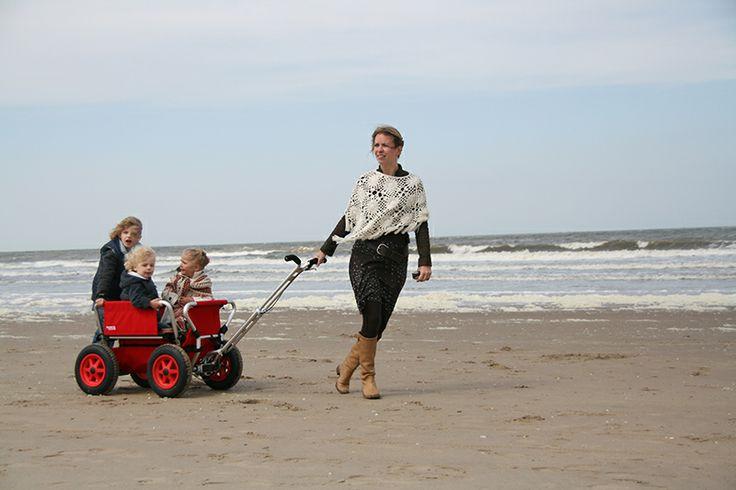 Walking Wagon: de stoere bolderkar