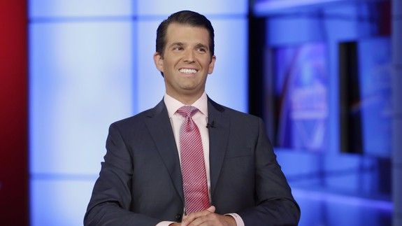 Donald Trump Jr. leaked his own DMs with WikiLeaks
