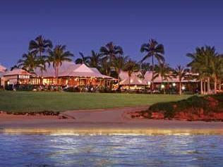 Sunset Bar & Grill at Cable Beach Villa Resort (Broome, WA)