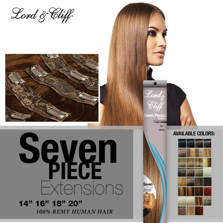 164 best lord cliff hair extensions images on pinterest hair lord cliffs seven piece extension sets 100 remy human hair lord pmusecretfo Choice Image