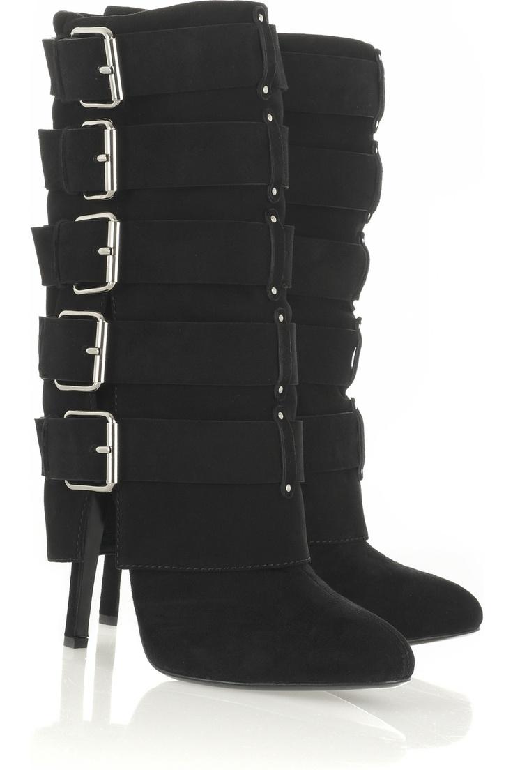 The Balmain boots that got away. :(